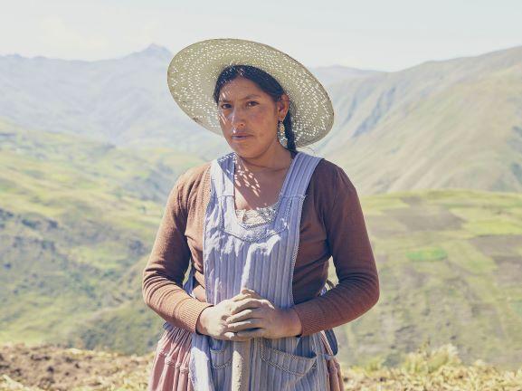 Photo by Nick Ballon - El Choro - Bolivia